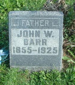 John Wesley Barr