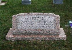 Veronica A <I>Hansen</I> Gietzen