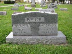 Mary <I>Mathe</I> Beck