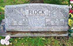 Florence M. <I>Kennedy</I> Flock
