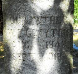 William Force Clayton