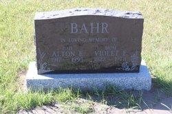 Violet E. Bahr