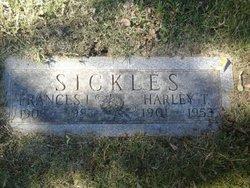 Frances L Sickles