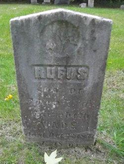 Rufus Wade