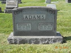 Fulton Lee Adams