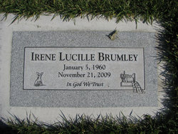 Irene Lucille Brumley