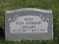Bessie Ellen <I>Atterberry</I> Sellars