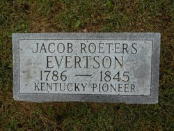 Jacob Roeters Evertson