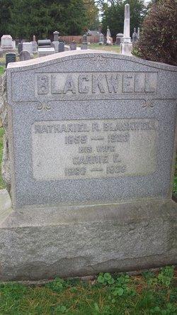 Nathaniel Reeder Blackwell
