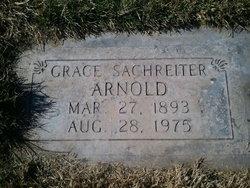 Grace <I>Sachreiter</I> Arnold