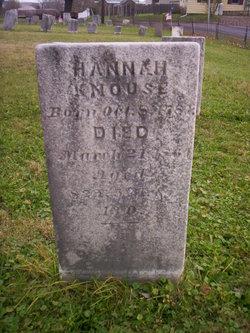 Hannah Catharine <I>Ritter</I> Knouse