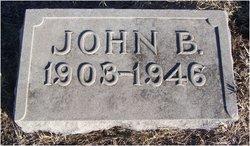 """John Ballard """"J B"""" Jondahl"""