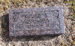 "William S. ""Bill"" Ausherman"