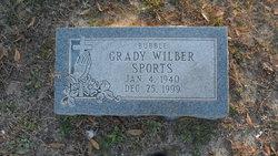 """Grady Wilber """"Bubble"""" Sports"""