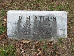Dock M Pittman