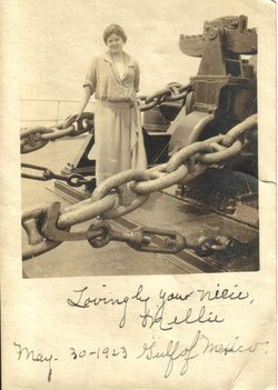 Nellie Florence <I>Bell</I> Wachsmuth