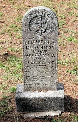 Elizabeth Dailey <I>Ross</I> Murchison
