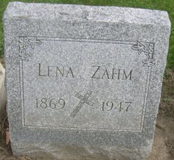 "Magdalena ""Lena"" <I>Feuerstein</I> Zahm"