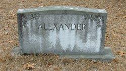 Laura Floride <I>Crosswell</I> Alexander