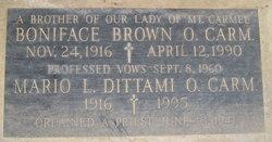 Br Boniface Brown