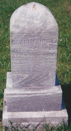 Clark Fairall