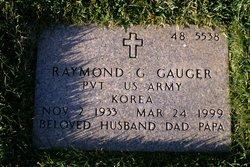Raymond G Gauger