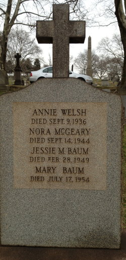 Annie Welsh
