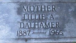 Lillie Agnes <I>Routsong</I> Dalhamer