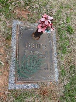 John T Green