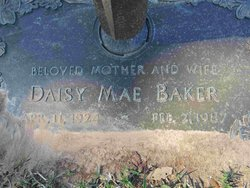 Daisy Mae Baker