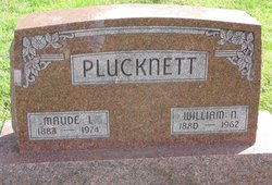 Maude Lena <I>Fort</I> Plucknett