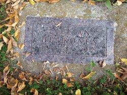 Lillian Sylvia Hulkonen
