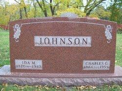 Ida Mathilda <I>Tossava</I> Johnson