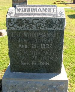 Thomas Jefferson Woodmansee