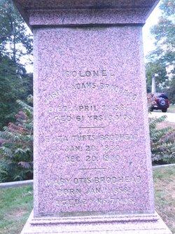 Col Josiah Adams Brodhead