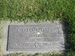 Everett Horton Anyan
