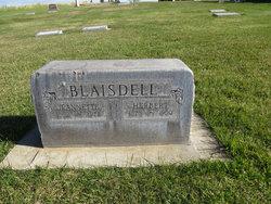 Frances Jeannette <I>Cheeley</I> Blaisdell