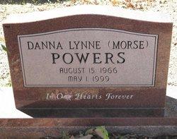 Danna Lynne <I>Morse</I> Powers