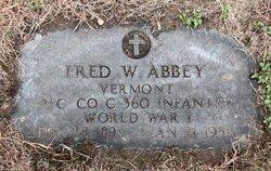 Fred Warren Abbey