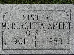 Sr Bergitta Ament