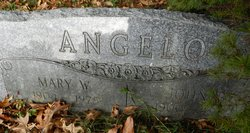 Mary W Angelo