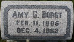 Amy Virginia <I>Garver</I> Borst