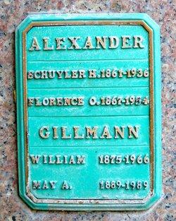 Florence <I>Owen</I> Alexander