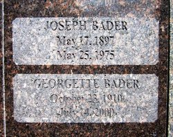 Joseph Bader