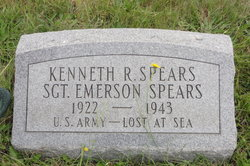 Sgt Emerson R Spears