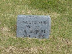 Sarah L. Trumbull