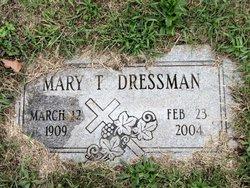 Mary Teresa <I>Andrews</I> Dressman