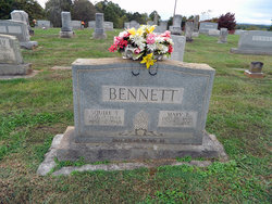 Mary Elizabeth <I>Burge</I> Bennett