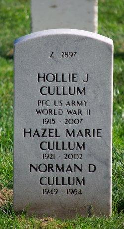 Norman Dale Cullum