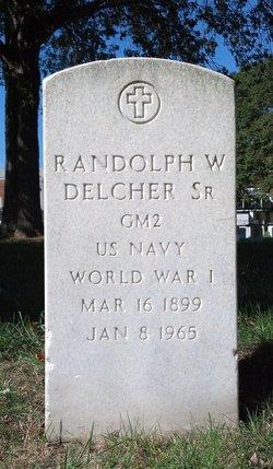 Randolph W Delcher, Sr